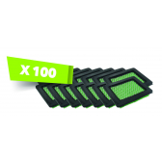Filtro de aire (pack de 100) para HONDA