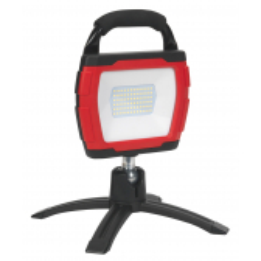 Foco de suelo LED basculante Schumacher SL170 750-3000 Lumens