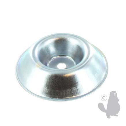 Taza metálica 8 mm