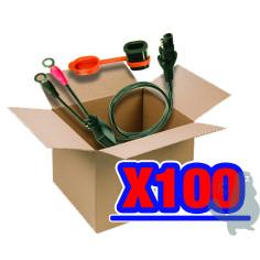 XTE01X100 BOX 100 X SAE71