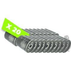 4300407X20 Filtro de aceite (x20)