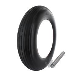 7300536 Neumático rayado 480/400-8 4 PLY TT