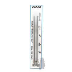 NY LOT DE 2 LIMAS 4,8MM-3/16 OZAKI (SP248)