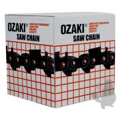 "Cadena motosierra OZAKI 25P 3/8"" .063""-1,6 mm 7,62 m"