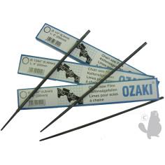 """Lima redonda OZAKI 3,6 mm-9/64"""""""