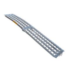 Rampa plegable de aluminio 1.300 Kg/par