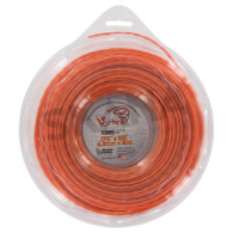 Hilo de nailon 4,30 mm bobina 21 m DESERT Vortex ALU trenzado