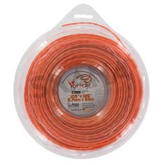 Hilo de nailon 2,70 mm bobina 56 m DESERT Vortex ALU trenzado