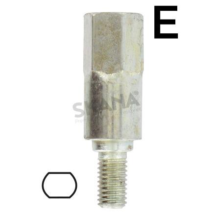 Adaptador tipo STIHL 5,5 mm