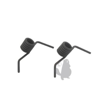 Set De 2 Muelles Para Cuchilla Cortacesped X1100866