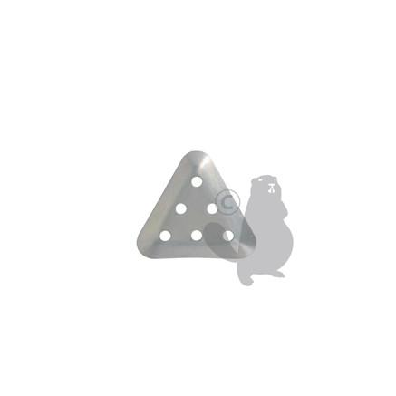 Cuchilla cortacésped adaptable WOLF 4111-081 (X1101183)