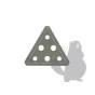 Cuchilla cortacésped adaptable KYNAST 3R1306 (X1101119)