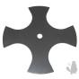 Cuchilla cortacésped adaptable EDGER FRESA ETOILE (PS375311)
