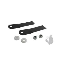 Set de 2 cuchillas cortacésped KLIPPO (X1109574)
