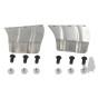 Cuchilla cortacésped adaptable 165 mm