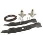 Kit reparación cuchilla para MTD
