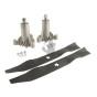 Kit reparación cuchilla para AYP