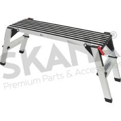 9208572 Escalón de aluminio plegable